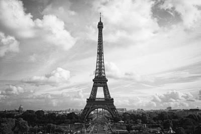 Photograph - Paris Scenery II by Stefan Nielsen