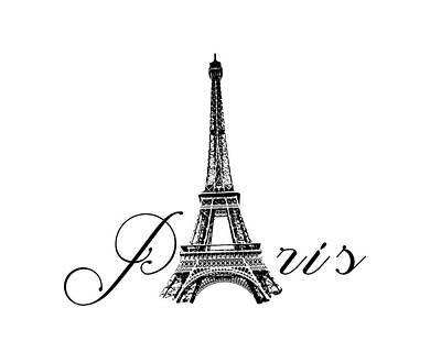 Paris  Art Print by Steven  Taylor