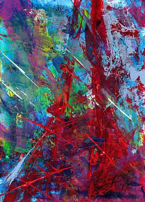 Painting - Paris Storm by Thomas Lupari