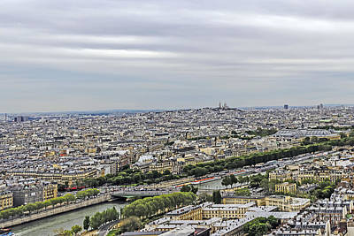 Photograph - Parisian Splendor by Elvis Vaughn