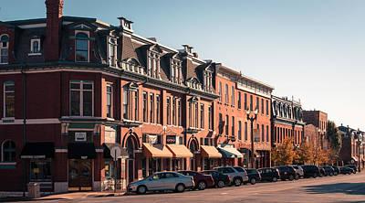 Photograph - Park Ave by Scott Rackers