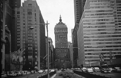 Photograph - Park Avenue 1959 by John Schneider