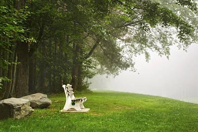 Photograph - Peaceful Retreat Sunrise Landscape by Christina Rollo