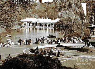 Old School House Photograph - Park Day by John Rizzuto