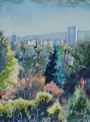 Park La Brea Art Print