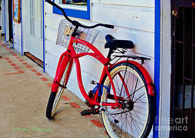 Photograph - Parked In Panama by Li Newton