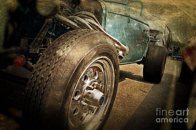 Photograph - Parked Speed by Paul Cammarata