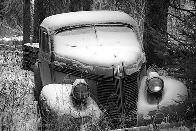 Photograph - Parked by Trever Miller