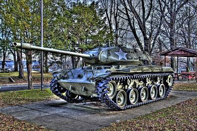 Photograph - Parkersburg Tank by Jonny D