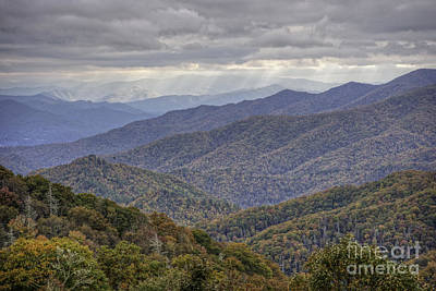 Photograph - Parkway Cloud Cover by David Waldrop