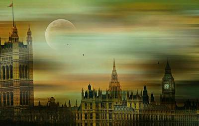 Photograph - Parliament by Diana Angstadt