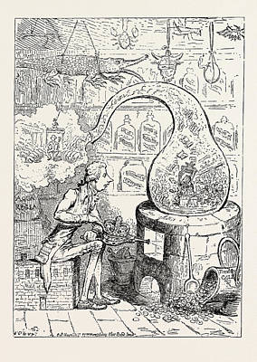 Parliamentary Elections And Electioneering In The Old Days J Art Print