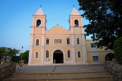 Parroquia San Jose Church, Mission Art Print by Douglas Peebles