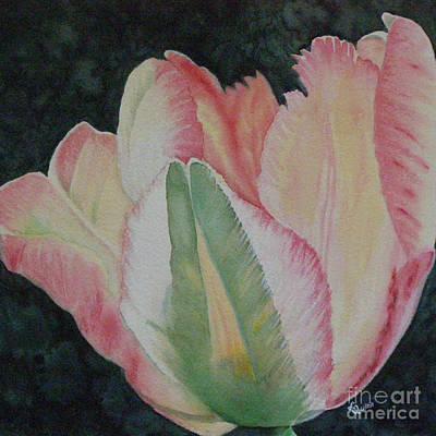 Painting - Parrot Tulip by Lynn Quinn