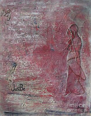 Part Of Me Art Print by Haleh Dehlavi
