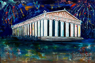 Parthenon - Nashville Original