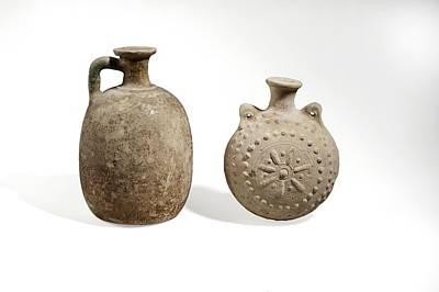 Ceramics Photograph - Parthian Ceramics by Science Photo Library
