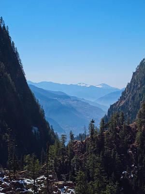 Parvati Photograph - Parvati Valley From Malana by Mayank M M Reid