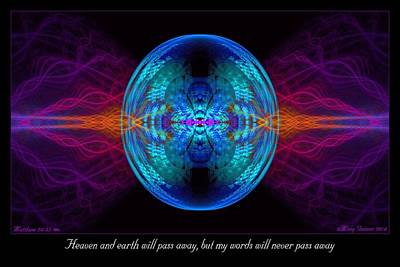 Digital Art - Pass Away by Missy Gainer