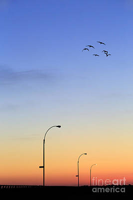 Sky Photograph - Passage Into Dawn by Evelina Kremsdorf