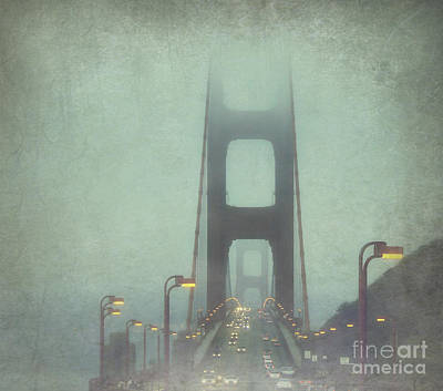 Bay Bridge Photograph - Passage by Jennifer Ramirez