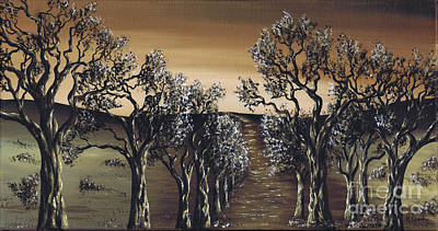 Painting - Passage by Kenneth Clarke