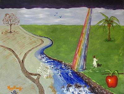 Painting - Passage by Pat Heydlauff