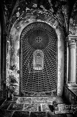 Black Cemetery Photograph - Passagen by Traven Milovich