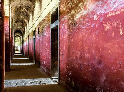 Photograph - Passageway by Levente Tavaszi