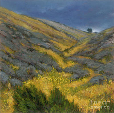 Painting - Passing Storm by Betsee  Talavera