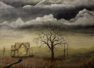 Painting - Passing Storm by Gray  Artus