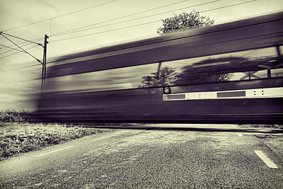 Action Photograph - Passing Through by EXparte SE