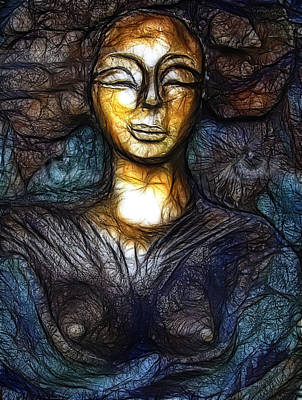Female Mixed Media - Passion by Joachim G Pinkawa