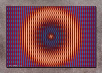 Digital Art - Passionova by WB Johnston