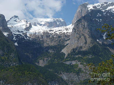 Photograph - Passo Di Ceda - Brenta Dolomites by Phil Banks