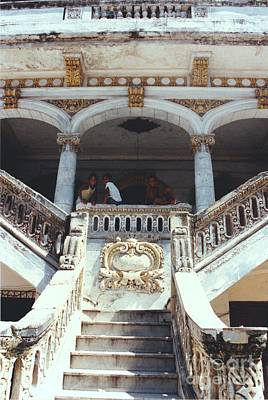 Photograph - Past And Future Of Havana Cuba by Rafael Salazar