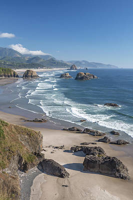 Artwork Photograph - Past Canon Beach by Jon Glaser