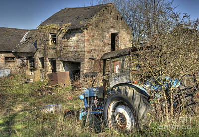 Photograph - Past Lives by David Birchall