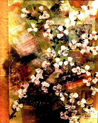 Mixed Media - Past Memories by Denise Tomasura