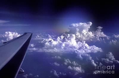 Photograph - Past The Wing by Paul W Faust -  Impressions of Light