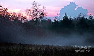 Photograph - Pastel And Mist by Christian Mattison