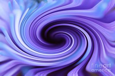 Pastel Beauty In Motion  Art Print