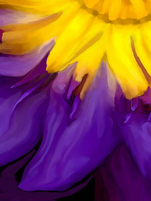 Painting - Pastel Close Up by Dennis Buckman