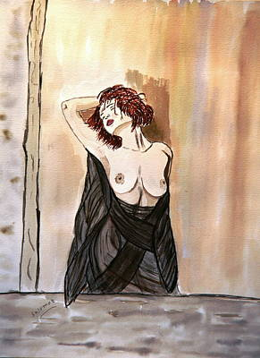 Pastel Passion Art Print