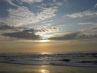 Photograph - Pastel Sunrise 2 by Ellen Meakin