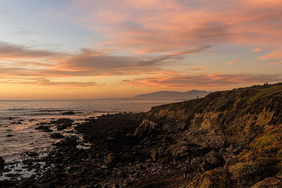 Cambria Photograph - Pastels by Mike Herdering