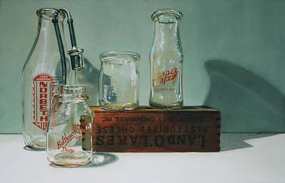 Pasteurized Art Print by Denny Bond