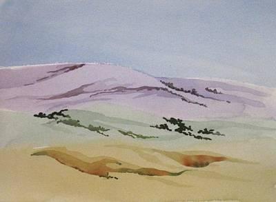 Painting - Pastorale by Renee Goularte