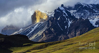 Photograph - Patagonia Magical Space by Bob Christopher