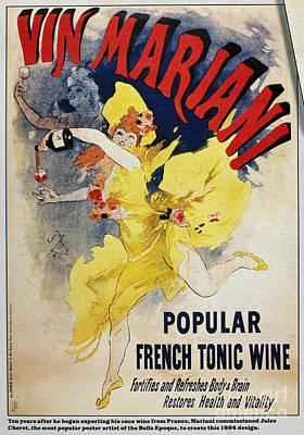 Vin Photograph - Patent Medicine Ad, 1894 by Granger